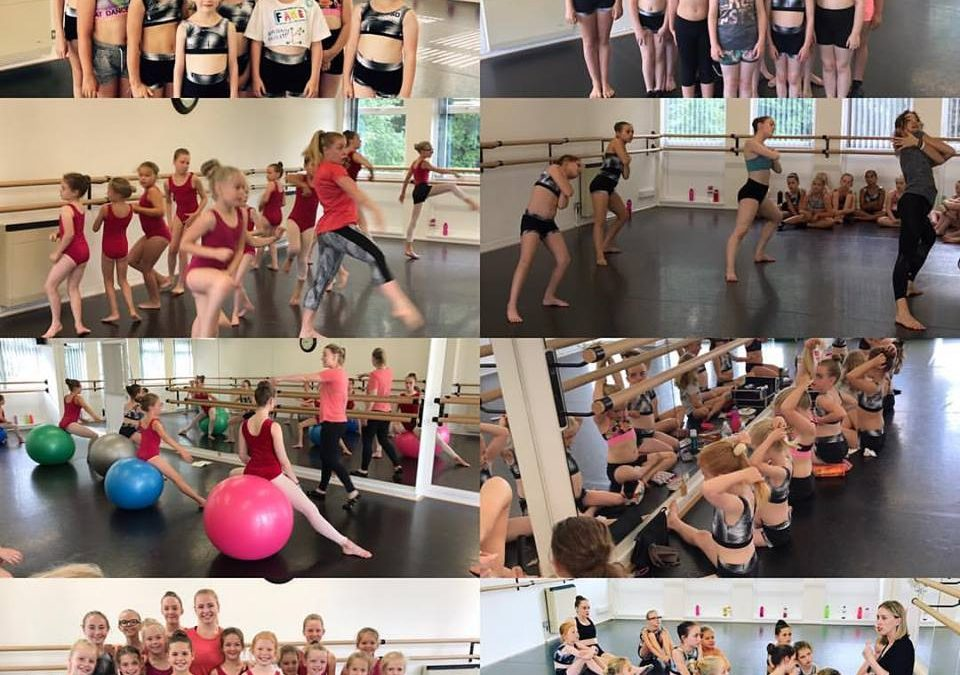 SDSD's First Dance Intensive!