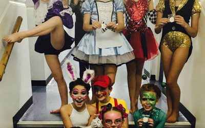 SDSD Held Their First Dance Festival